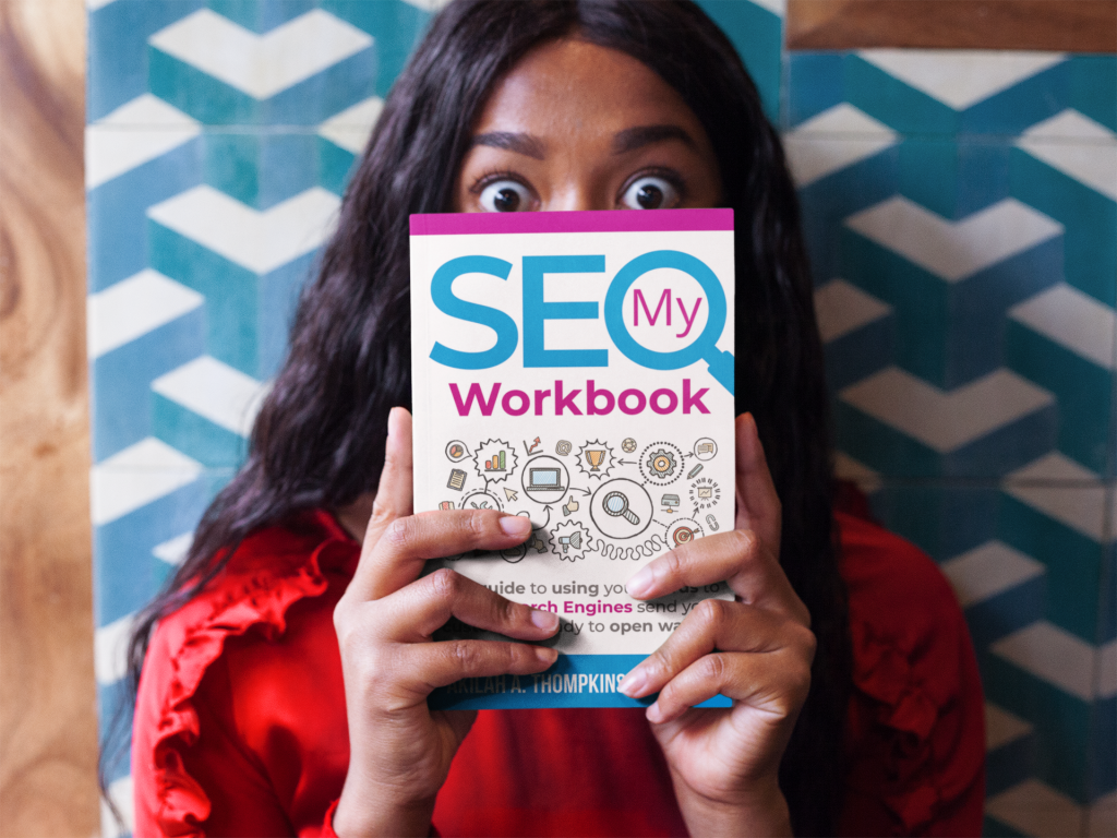 My SEO Workbook #1 guide for SEO tips and learn SEO in 2020 and 2021