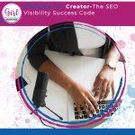 SEO content creator seo visibility success code