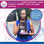 quonda renee faith marketing plug