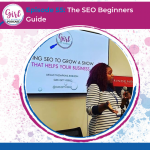 seo beginners guide podcast about starting seo