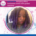 Bringing offline businesses online with guided teaching podcast