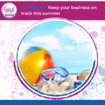 keep your business on track this summer